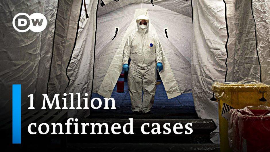 US deaths surge +++ Germany begins studies on actual infection rates | Coronavirus Update