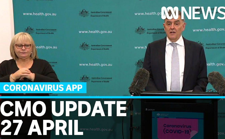 Government happy with initial coronavirus tracking app uptake | ABC News