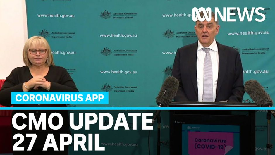 Government happy with initial coronavirus tracking app uptake | ABC News