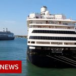 Cruise ships on which people with Covid-19 died have docked in Florida – BBC News