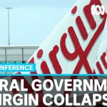 "Treasurer Josh Frydenberg on Virgin collapse: ""This is not the end of an airline"" 