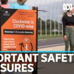 If we've got COVID-19 under control, why do we need to keep social distancing? | ABC News
