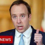 Coronavirus: Matt Hancock sets aim of 100,000 tests a day by end of April – BBC News