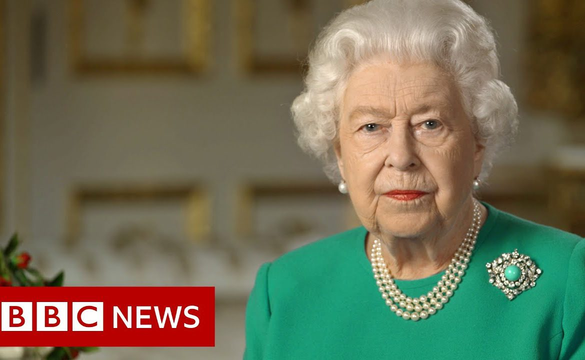 Coronavirus: The Queen gives special address during pandemic  - BBC News
