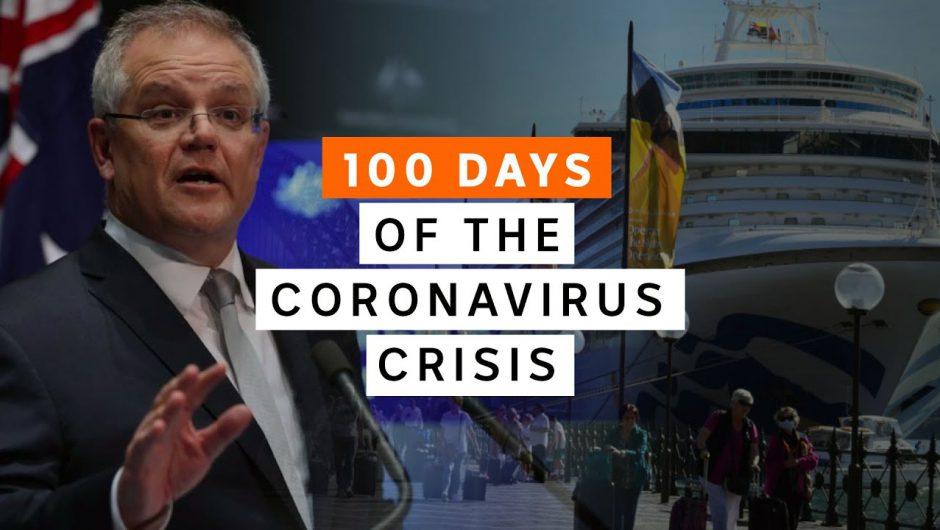 100 days of the coronavirus crisis | ABC News