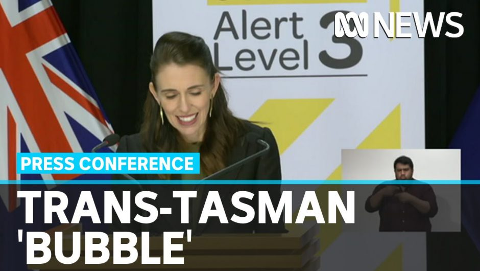 Jacinda Ardern joins national Cabinet to discuss lifting trans-Tasman travel restrictions | ABC News