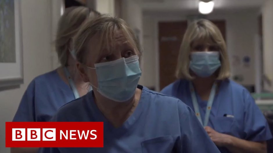 Coronavirus: The hospice staff working through a pandemic – BBC News