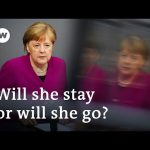 Calls grow for Angela Merkel to stay in office after term ends | DW News