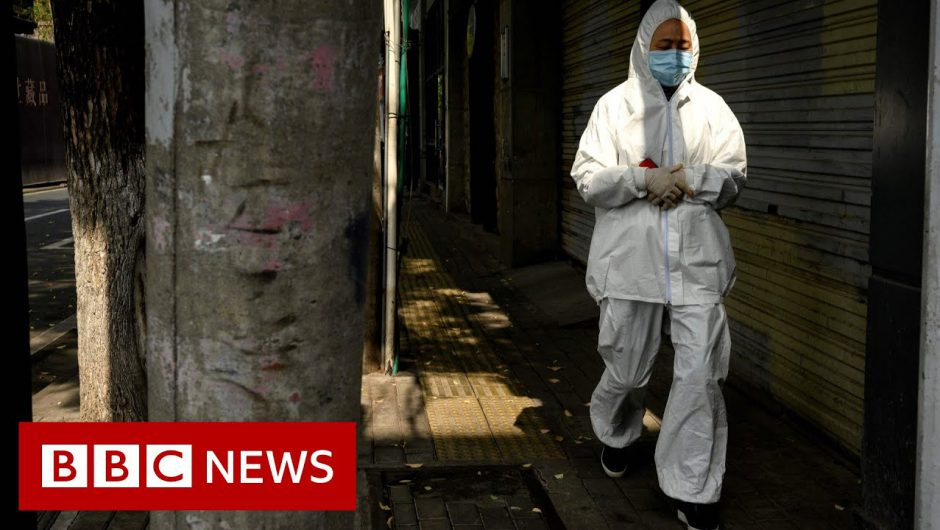 Coronavirus: China lockdown may have blocked 700,000 virus cases – BBC News