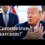 Will coronavirus disinfectant tip change Trump's press briefings? | DW News