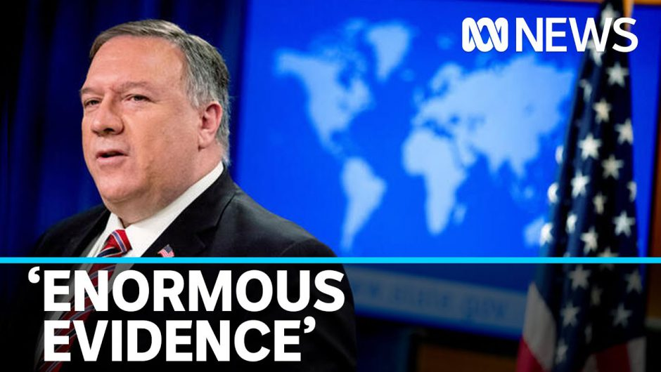 Pompeo says 'significant' evidence new coronavirus emerged from Chinese lab | ABC News