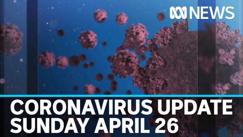 Worldwide death toll from coronavirus surpasses 200,000 | ABC News
