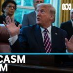 "Trump was being ""sarcastic"" when he suggested injecting disinfectant to treat COVID-19 