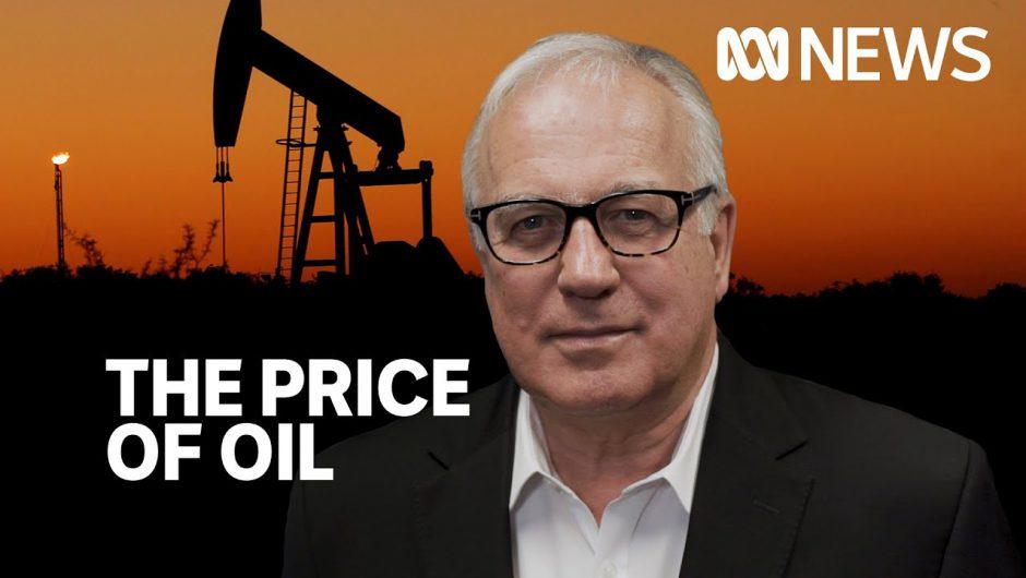 Explained: The oil price slump in the coronavirus pandemic | ABC News