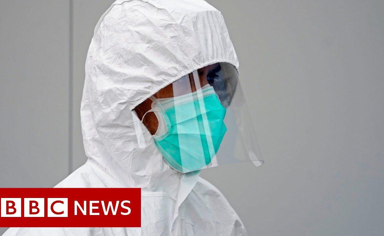 Coronavirus: Spain reports more than 800 new deaths  - BBC News