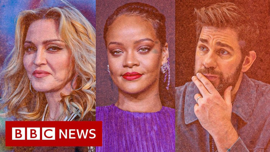 Do celebrities still matter in a crisis? – BBC News