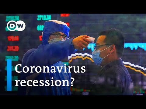 Coronavirus fears send global markets into freefall | DW News