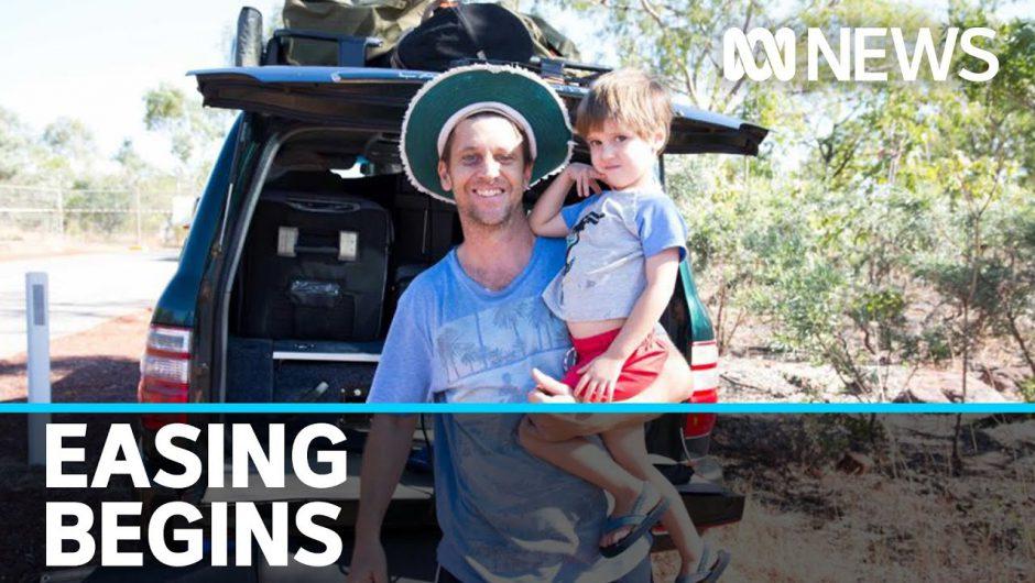 Northern Territory begins winding back coronavirus restrictions | ABC News
