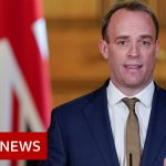 Coronavirus: Don't expect changes to UK lockdown this week – Raab – BBC News