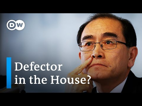 North Korean defector runs for parliament in South Korea | DW News