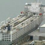 Coronavirus cluster found in cargo ship in Australia