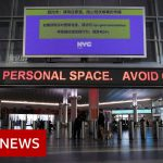 Coronavirus: US overtakes China with most cases – BBC News