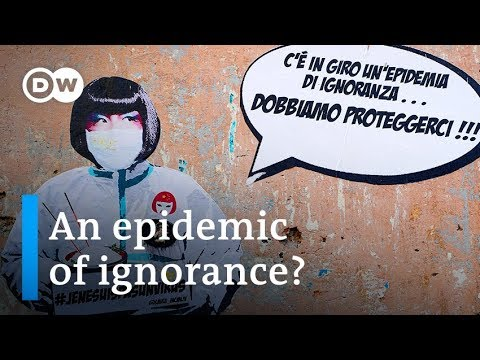Coronavirus unleashes anti-Asian racism around the world | DW News