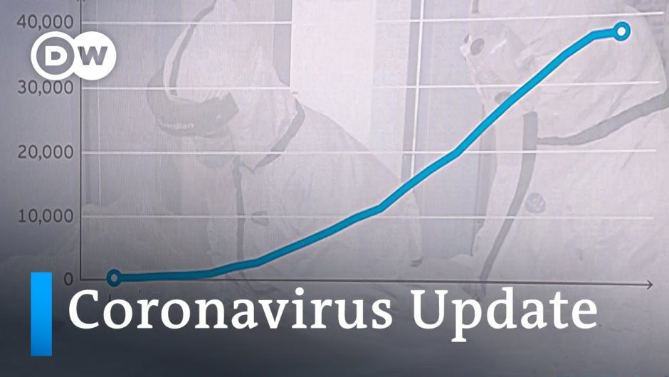 'Coronavirus stabilizing infection rate is not a sign of relief' experts warn | DW News