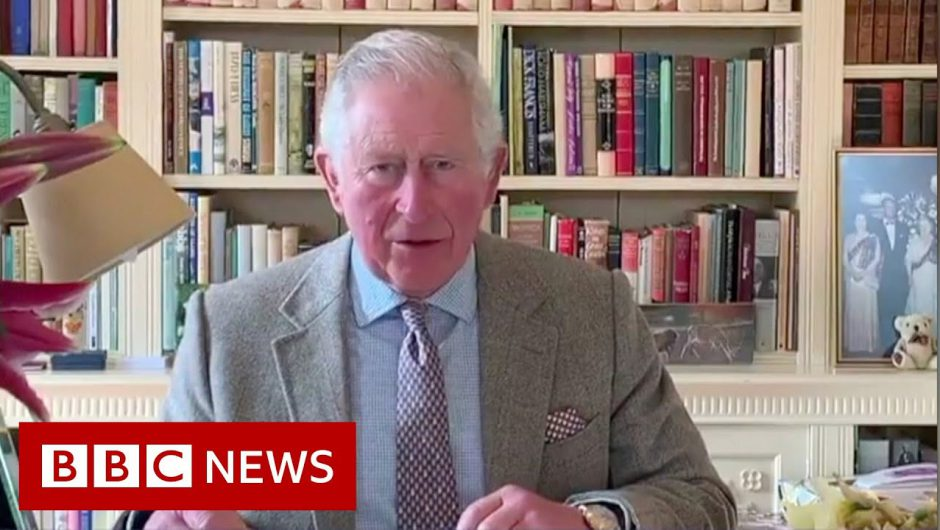 Coronavirus: Charles speaks following virus diagnosis – BBC News