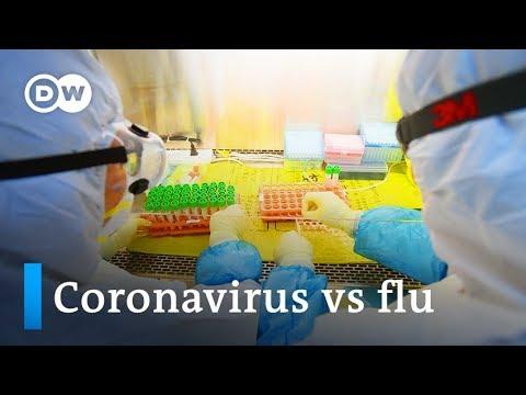 Coronavirus vs flu: Which is more dangerous?   DW News