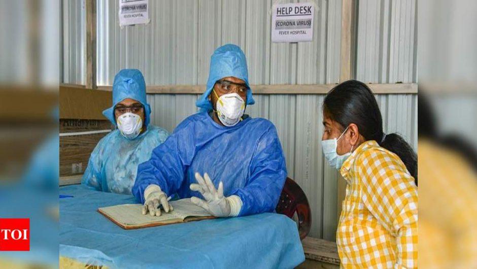 Coronavirus in India: India's managed to 'distribute' corona curve, says ICMR chief | India News