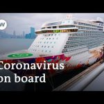 Cruise ship quarantined off Hong Kong amid coronavirus outbreak | DW News