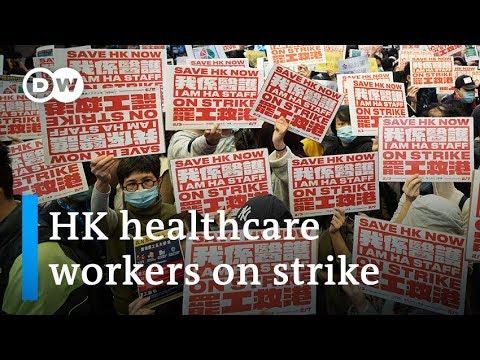 Coronavirus: Will Hong Kong close its border with China? | DW News