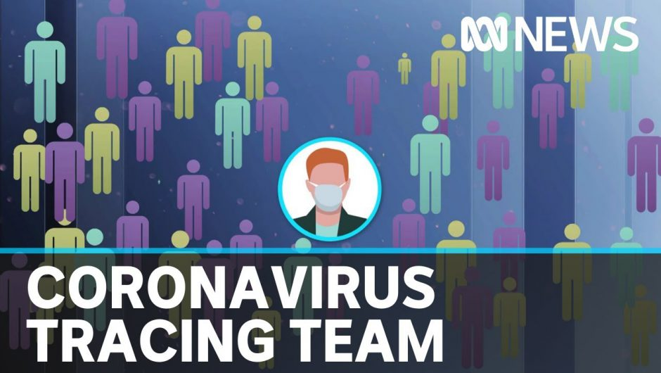 Meet the contact tracers fighting coronavirus in Australia's capital | ABC News