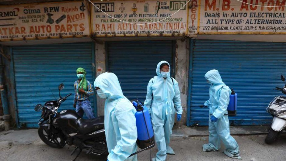 With 743 new COVID-19 cases reported in Tamil Nadu in a day, state total crosses 13,000