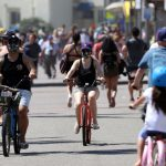 US coronavirus: Health officials double down on dangers of mass gatherings