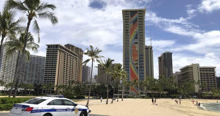 Coronavirus: Hawaii tourist arrested after posting beach photos on Instagram – National
