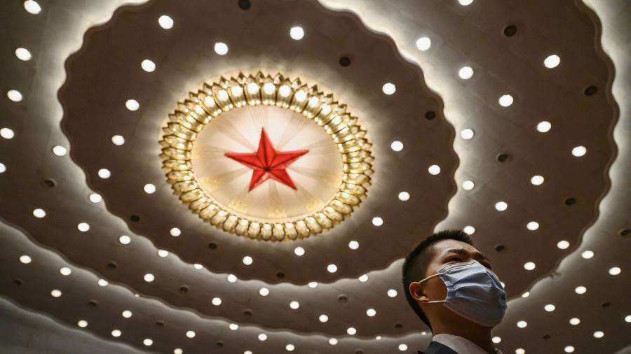 China drops GDP target for first time in wake of coronavirus