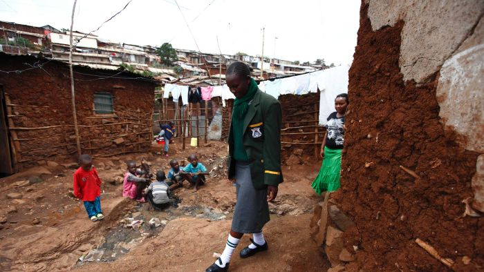 Coronavirus update: Kenya rolls out testing in its biggest slum, where being virus-free helps you get a job