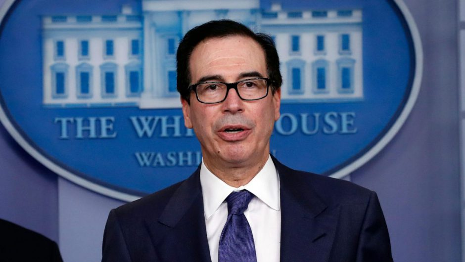 Congress asks why Treasury, Fed have spent little of $500B for coronavirus