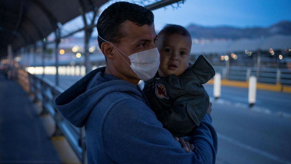 20,000 migrants have been expelled along border under coronavirus order