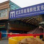 The Chinese CDC now says the coronavirus didn't jump to people at the Wuhan wet market — instead, it was the site of a super-spreader event