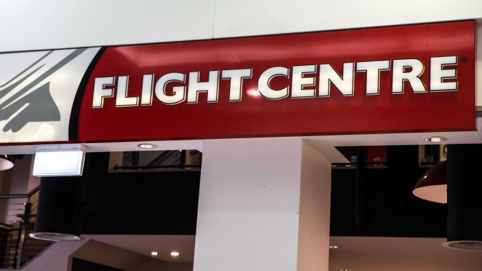 Flight Centre stops charging cancellation fees for trips affected by coronavirus after pressure from ACCC
