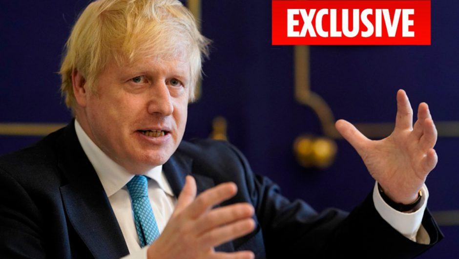 Boris Johnson reveals doctors prepared to announce his death as he battled coronavirus – The Sun
