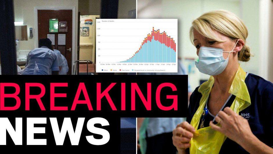 UK now has highest coronavirus death rate in Europe