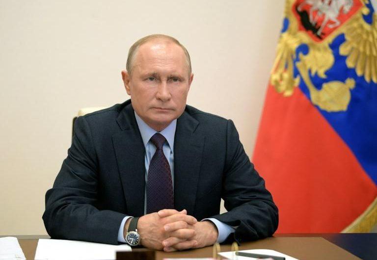 Coronavirus deals 'powerful blow' to Putin's grand plans