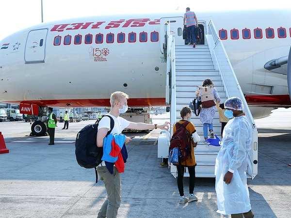 Coronavirus Live updates: Air travel restarts tomorrow