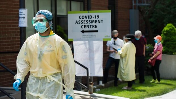 Coronavirus: What's happening in Canada on Wednesday
