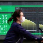 Global stocks slip on concerns over coronavirus hit to trade