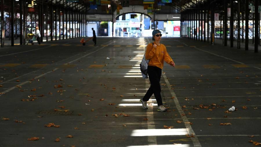Coronavirus shock shrinks Australian economy by 10%